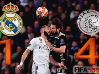 real madrid lose